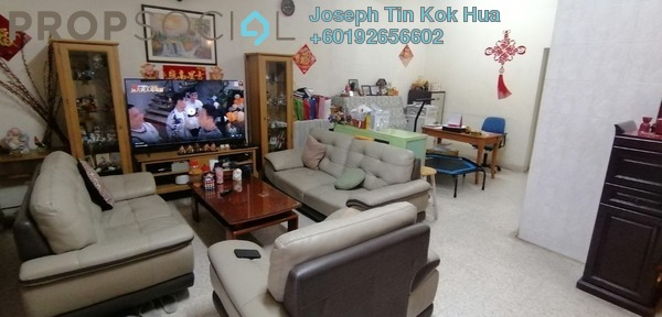 Semi-Detached For Sale in Taman OUG, Old Klang Road Freehold Semi Furnished 4R/3B 1.38m