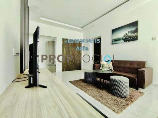 Apartment For Sale in Larkin Indah, Johor Bahru Freehold Unfurnished 3R/2B 250k