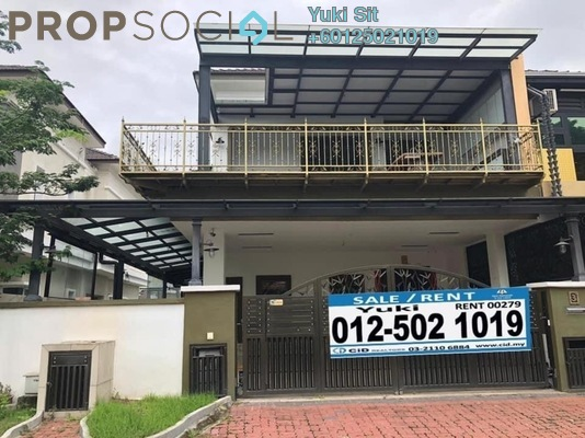 Semi-Detached For Sale in Fair Park, Ipoh Freehold Semi Furnished 2R/3B 838k