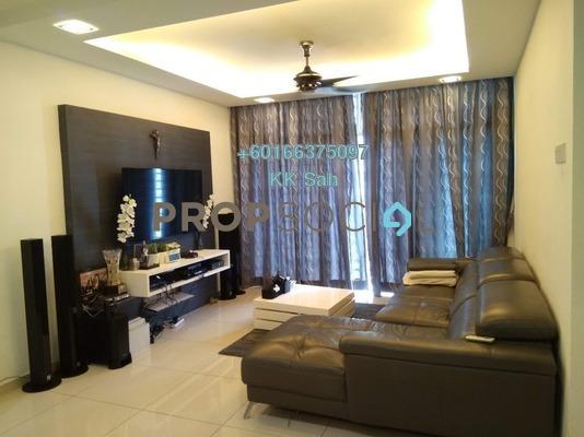 Condominium For Sale in Taman Sungai Besi, Sungai Besi Leasehold Fully Furnished 3R/2B 480k