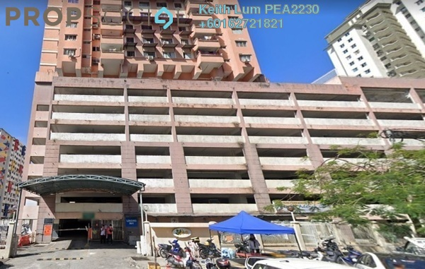 Condominium For Rent in Idaman Sutera, Setapak Freehold Semi Furnished 3R/2B 1k