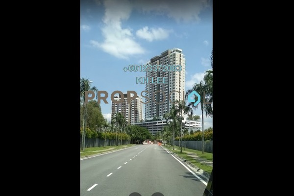 Serviced Residence For Rent in Putra Residence, Putra Heights Freehold Semi Furnished 3R/2B 1.8k