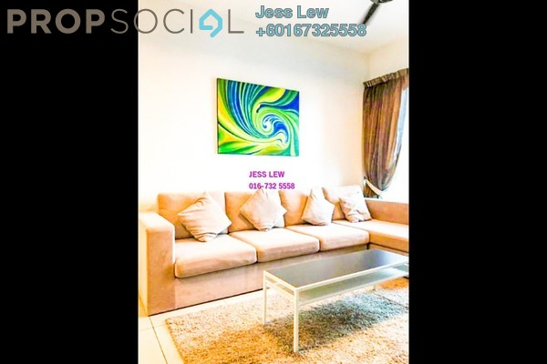 Condominium For Rent in Sunway GeoSense, Bandar Sunway Freehold Fully Furnished 3R/2B 4.3k
