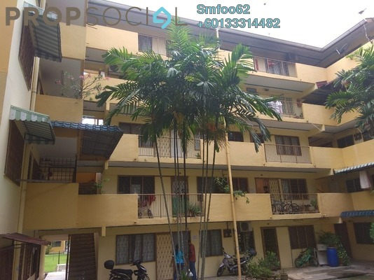 Apartment For Rent in Section 1, Wangsa Maju Freehold Semi Furnished 2R/1B 900translationmissing:en.pricing.unit