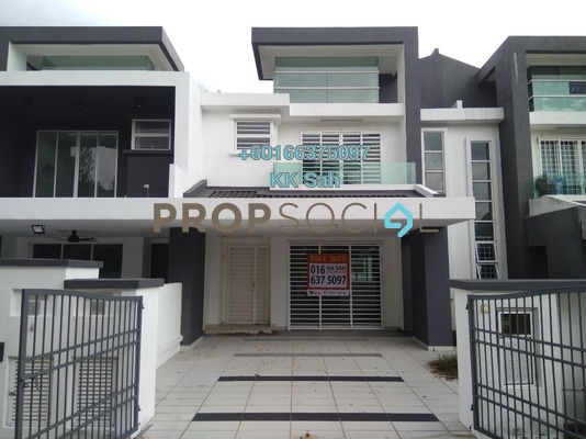Superlink For Sale in Tiara East, Semenyih Freehold Fully Furnished 4R/3B 558k