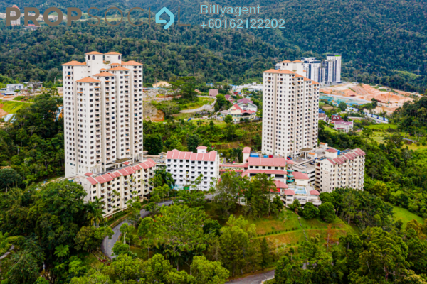 Condominium For Sale in Genting View, Genting Highlands Freehold Fully Furnished 3R/2B 337k