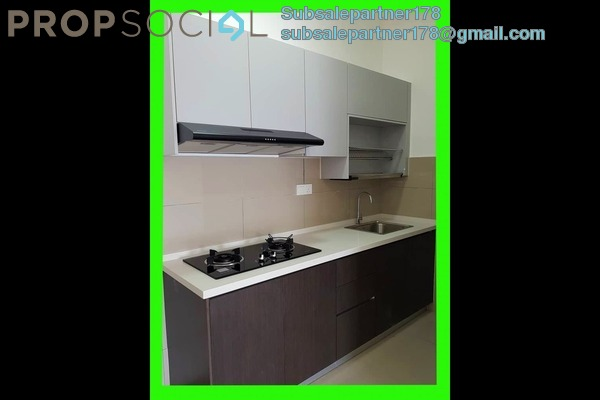 Condominium For Rent in The Holmes 2, Bandar Tun Razak Freehold Semi Furnished 3R/2B 1.5k