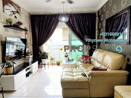 Condominium For Sale in Metropolitan Square, Damansara Perdana Freehold Semi Furnished 3R/3B 600k
