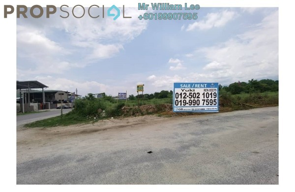 Land For Sale in Kawasan Perindustrian Ringan Bercham, Bercham Leasehold Unfurnished 0R/0B 4.7m