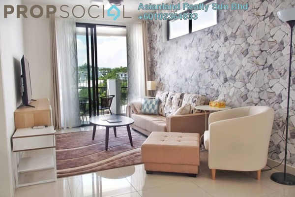 Condominium For Rent in Nadayu62, Melawati Freehold Fully Furnished 3R/2B 2.2k