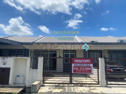 Terrace For Sale in Kampung Labu Lanjut, Sepang Leasehold Unfurnished 4R/2B 370k