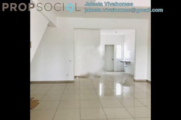 Terrace For Rent in Livia, Bandar Rimbayu Freehold Semi Furnished 4R/3B 1.6k