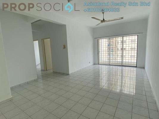 Condominium For Rent in Menara Menjalara, Bandar Menjalara Freehold Unfurnished 3R/2B 1.2k