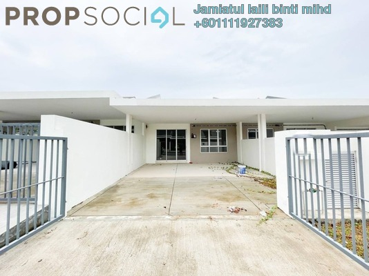 Terrace For Sale in Iringan Bayu, Seremban Freehold Unfurnished 3R/2B 350k