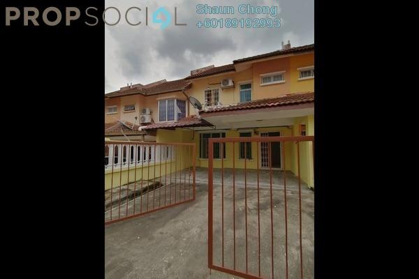 Terrace For Rent in Section 5, Bandar Mahkota Cheras Freehold Semi Furnished 4R/3B 1.5k