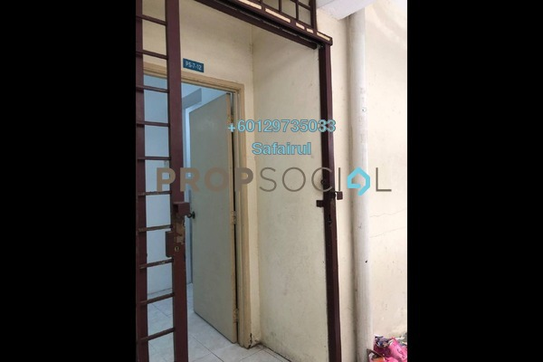 Apartment For Rent in Permai Seri Apartment, Ampang Freehold Unfurnished 3R/2B 1k