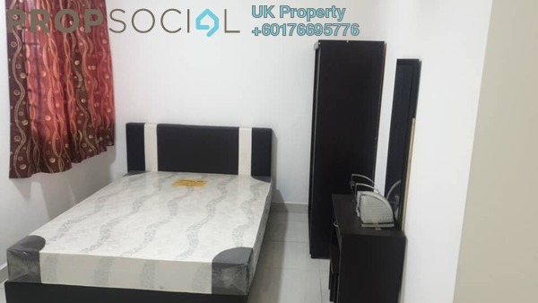 Serviced Residence For Rent in BSP 21, Bandar Saujana Putra Freehold Semi Furnished 4R/2B 1.4k