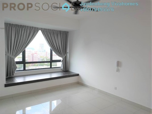 Condominium For Rent in Greenfield Residence, Bandar Sunway Freehold Semi Furnished 2R/1B 1.9k