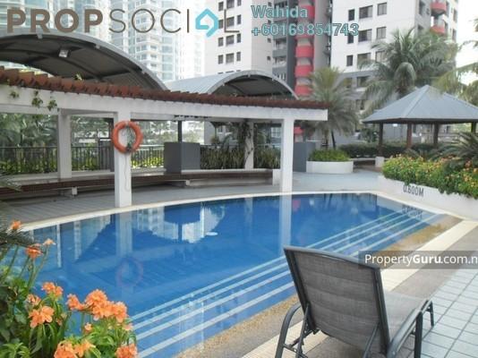 Condominium For Rent in Mont Kiara Palma, Mont Kiara Freehold Fully Furnished 3R/2B 3.5k
