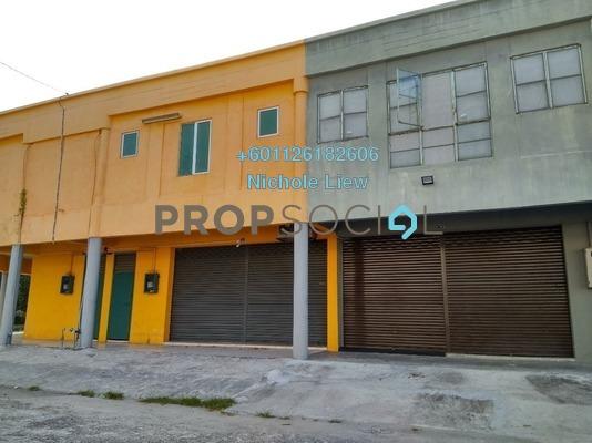 Factory For Rent in Bandar Armada Putra, Port Klang Freehold Unfurnished 1R/2B 1.2k