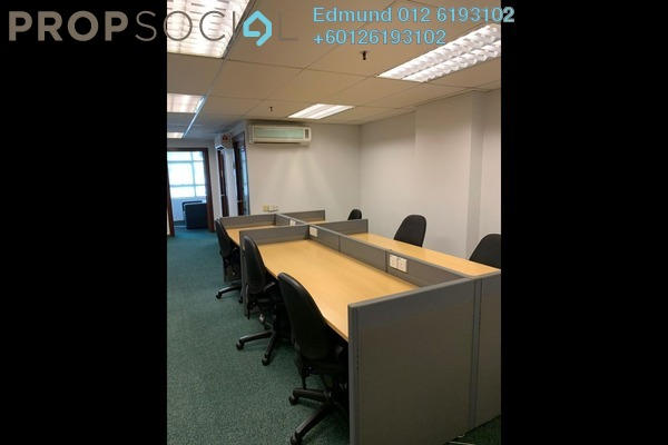 Office For Rent in Kelana Square, Kelana Jaya Freehold Fully Furnished 0R/2B 2.4k