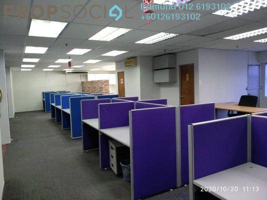 Office For Rent in Kelana Square, Kelana Jaya Freehold Fully Furnished 0R/2B 7k