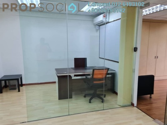 Office For Rent in 3 Two Square, Petaling Jaya Freehold Fully Furnished 0R/1B 5.3k