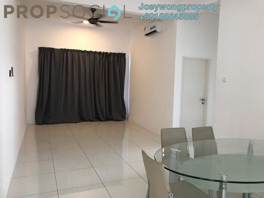 Condominium For Sale in Skypod, Bandar Puchong Jaya Freehold Semi Furnished 2R/2B 540k