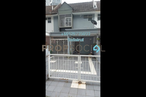 Terrace For Rent in SS7, Kelana Jaya Freehold Semi Furnished 4R/3B 2.5k