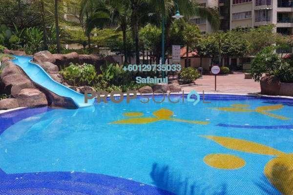 Condominium For Rent in Villa Wangsamas, Wangsa Maju Freehold Semi Furnished 3R/2B 1.6k