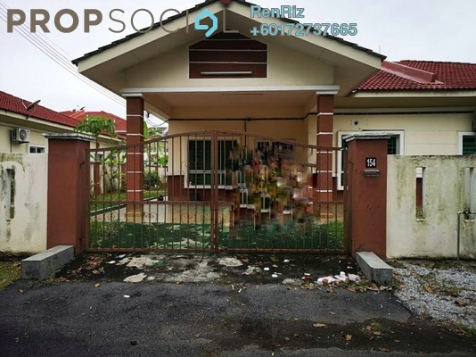Semi-Detached For Rent in Impiana Villa, Nilai Freehold Semi Furnished 4R/3B 1.3k