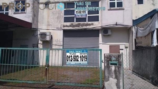 Factory For Sale in Kawasan Perindustrian Ringan Bercham, Bercham Leasehold Unfurnished 2R/2B 350k