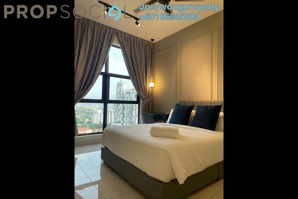 Condominium For Rent in Arte Mont Kiara, Dutamas Freehold Semi Furnished 1R/1B 1.8k