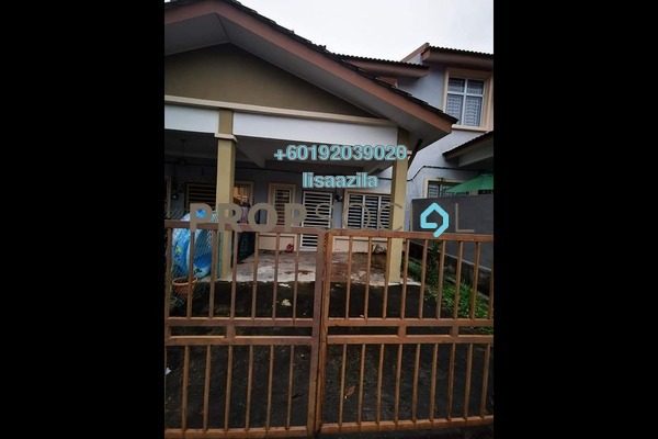 Terrace For Rent in Jati Heights, Putra Nilai Freehold Semi Furnished 4R/3B 1.2k