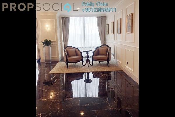 Condominium For Rent in St Regis Residences, KL Sentral Freehold Fully Furnished 4R/4B 38.3k