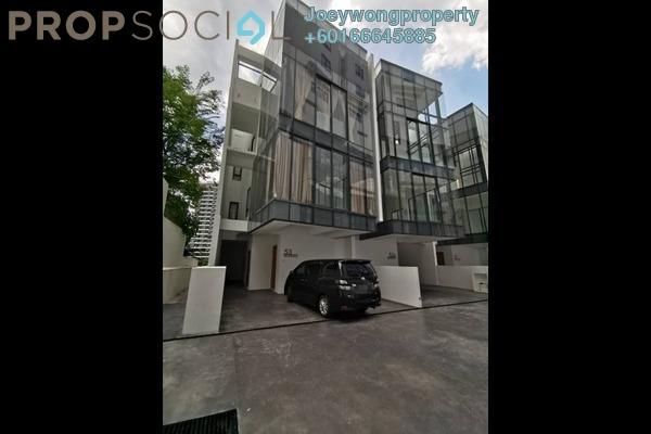 Terrace For Rent in Empire Residence, Damansara Perdana Freehold Semi Furnished 4R/6B 4.8k