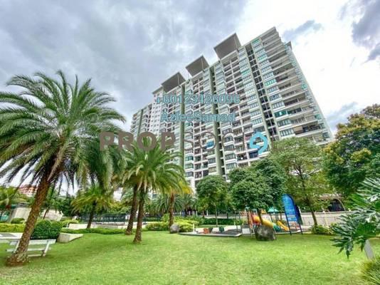 Condominium For Sale in One Damansara, Damansara Damai Freehold Semi Furnished 4R/3B 520k