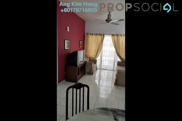 Apartment For Rent in Sutramas, Bandar Puchong Jaya Freehold Fully Furnished 3R/2B 1.2k