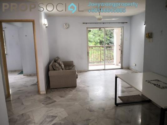 Apartment For Rent in Mayang Apartment, Bandar Kinrara Freehold Semi Furnished 3R/2B 1k