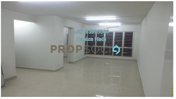 Apartment For Sale in Maxim Citilights, Sentul Freehold Fully Furnished 2R/2B 350k