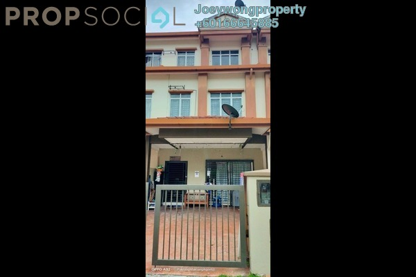 Terrace For Rent in Taman Tasik Prima, Puchong Freehold Unfurnished 5R/4B 1.6k
