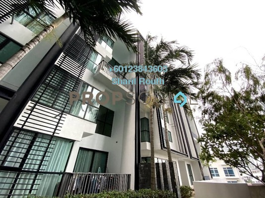 Condominium For Rent in i-Residence @ i-City, Shah Alam Freehold Fully Furnished 5R/7B 5.5k