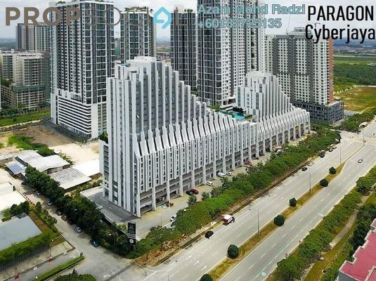 Shop For Sale in Paragon, Cyberjaya Freehold Semi Furnished 0R/2B 1.55m