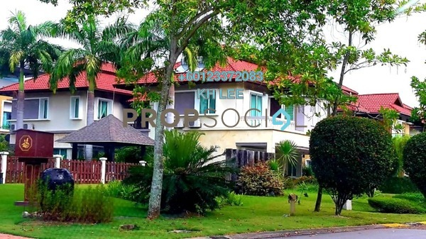 Bungalow For Sale in Setia Eco Park, Setia Alam Freehold Semi Furnished 6R/6B 3.9m