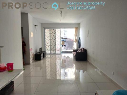 Condominium For Sale in Aurora Residence @ Lake Side City, Puchong Freehold Semi Furnished 3R/2B 495k