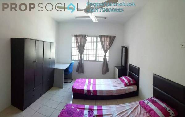 Condominium For Rent in Angkasa Condominiums, Cheras Freehold Fully Furnished 3R/2B 1.6k