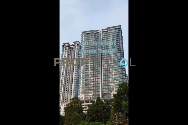 Condominium For Sale in Damansara Foresta, Bandar Sri Damansara Freehold Unfurnished 4R/3B 620k