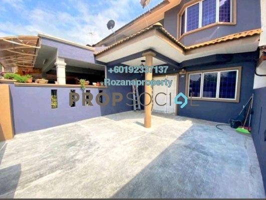 Terrace For Sale in Bandar Tasik Kesuma, Semenyih Freehold Unfurnished 4R/3B 420k