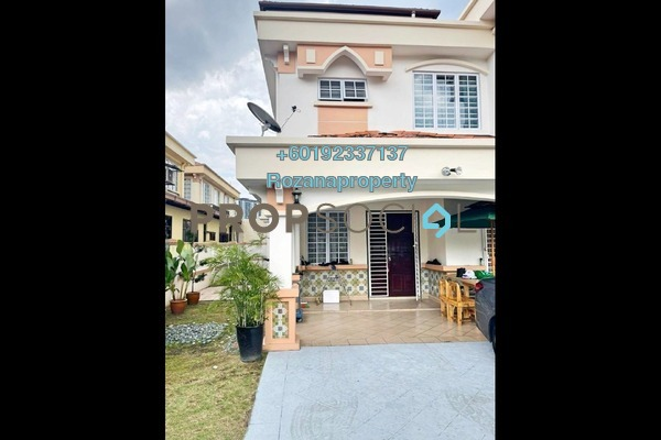 Semi-Detached For Sale in D'Kayangan, Shah Alam Freehold Semi Furnished 7R/5B 1.1m