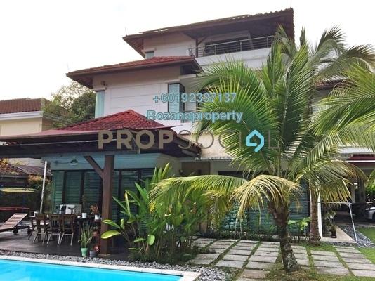 Bungalow For Sale in D'Villa Botany, Kota Damansara Freehold Fully Furnished 6R/7B 5m